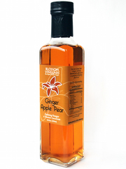Ginger Apple Pear Drinking Vinegar